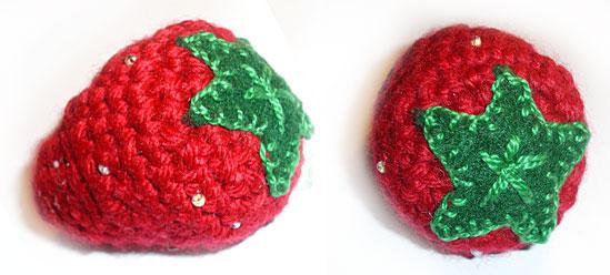 Crochet Strawberry Pattern Crochet Club